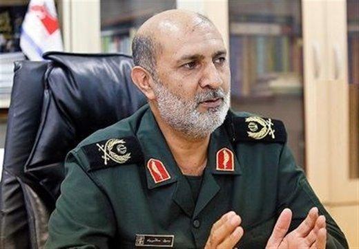 واکنش مقام بلندپایه سپاه به شوی سیاسی آمریکا در اعلام خبر مرگ ابوبکر البغدادی
