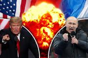 موشنگرافی| بازگشت روسیه و آمریکا به دوران جنگ سرد