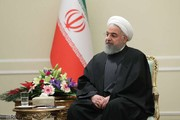 Iran, Sierra Leone develop cooperation in various sectors: Pres. Rouhani