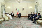 Iran eager to expand ties with African states: Pres. Rouhani
