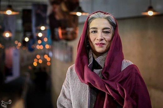 پانتهآ پناهیها در چهارمین روز سیوهفتمین جشنواره فیلم فجر