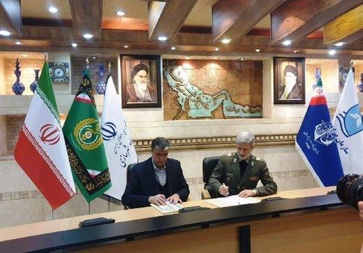 وزارتا الطرق والدفاع توقعان اتفاقية لبناء 44 سفينة