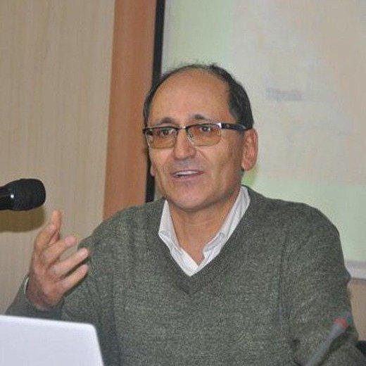 اسدی درخشان در افلاک محیط زیست ایران