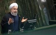 President Rouhani hails Iran's medical progress