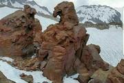 عکس | صخرهای عجیب در اردبیل
