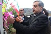 بهرهبرداری از پنج پروژه عمرانی در بخش مرکزی لاهیجان