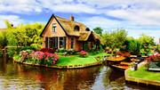 ونیز هلند ؛ مقصد محبوب گردشگران چینی