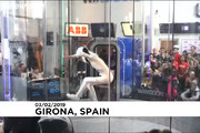 فیلم | مسابقات تونل باد در اسپانیا