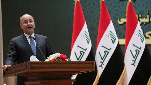 هل سيدفع العراقيون 'ثمن' موقف رئيسهم برهم صالح؟