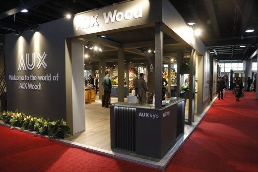 تولید دربهای چوبی منحنی برای اولین بار در ایران