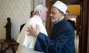 شیخ الازهر و پاپ به تفاهم رسیدند