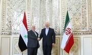 ظريف یستقبل وزير الخارجية السوري