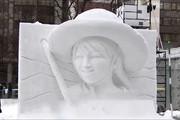 فیلم   آدمبرفیهای غولپیکر در شمال ژاپن