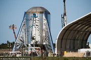 موتور موشک «استارشیپ» رونمایی شد