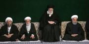 برگزاری عزاداری شهادت حضرت زهرا(س) در محضر رهبر معظم انقلاب