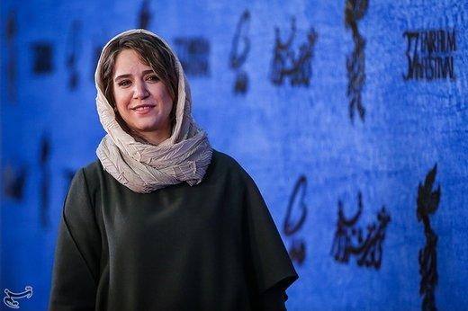 ستاره پسیانی بازیگر فیلم جمشیدیه در ششمین روز سیوهفتمین جشنواره فیلم فجر