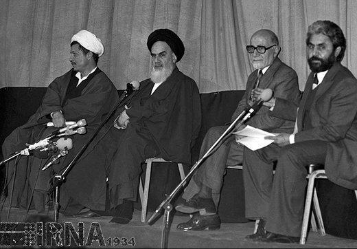 16 بهمن 1357؛ معرفی مهدی بازرگان به عنوان نخست وزیر دولت موقت