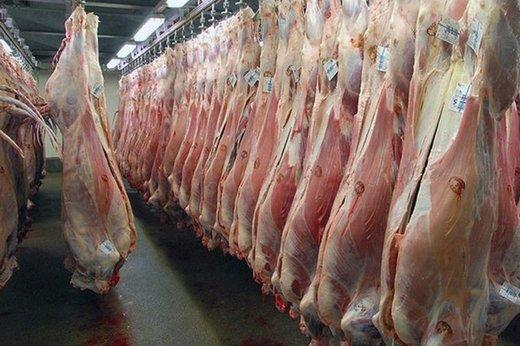 دستگیری فردی که گوشتهای خارجی را به قیمت آزاد میفروخت