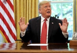 ترامپ از برنامه خود در صورت عدم ساخت دیوار مرزی گفت
