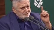 فیلم | مداحی حاج منصور ارضی در حضور رهبری درباره ۴۰ سالگی انقلاب