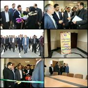 با حضور وزیر ارتباطات و در ششمین روز دهه فجر، فاز دوم دانشکده مهندسی عمران دانشگاه سمنان افتتاح شد
