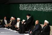 برگزاری دومین شب مراسم عزاداری حضرت زهرا(س) با حضور رهبری