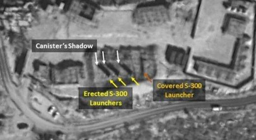 سامانههای اس-۳۰۰ سوریه احتمالا عملیاتی شدهاند
