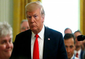واکنش ترامپ به حمایت رئیس جمهور عراق از ایران