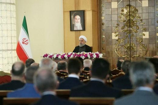 روحانی: اروپا در اجرای تعهداتش سست و ناکارآمد عمل کرد