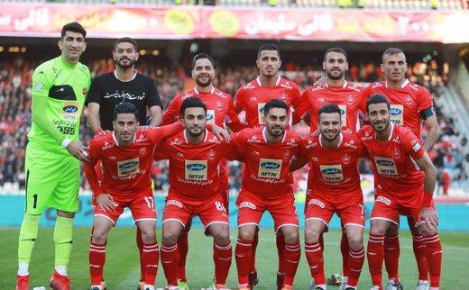۲۰ پرسپولیسی در اردوی بازی با استقلال خوزستان