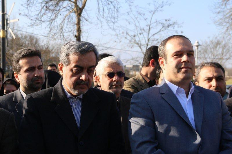 پارک بانوان لاهیجان