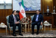 Iran, Iraq ties very strong: Veep