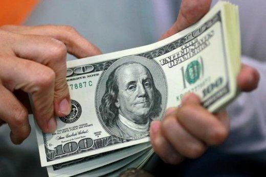 ارزش دلار در بالاترین سطح ۲ هفته اخیر