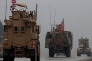 استقرار تجهیزات نظامیان آمریکا در مرز عراق و سوریه