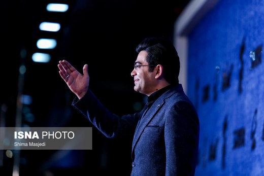 فرزاد حسنی اجرای نشست های خبری نهمین روز سیوهفتمین جشنواره فیلم فجر را بر عهده داشت