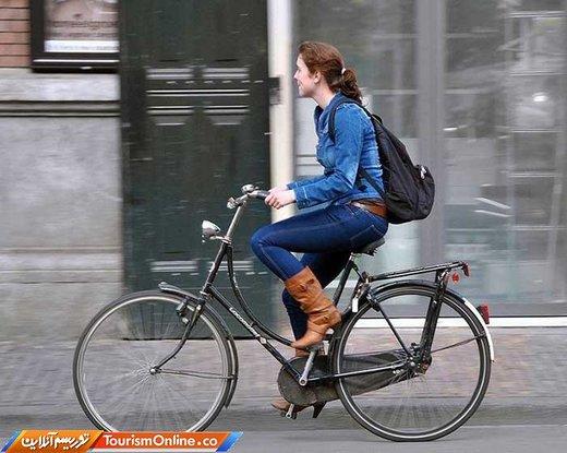 یک روز عادی در آمستردام