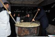 تصاویر | آیین سمنوپزان در میدان امام حسین (ع)