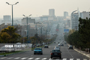 مراقب باشید؛ حال هوای تهران هنوز خوب نیست
