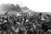 تصاویر   ۲۰ بهمن ۱۳۶۴، آغاز عملیات والفجر ۸