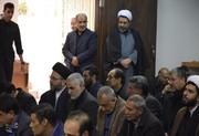تصاویر | حضور سردار سلیمانی در مراسم عزای فاطمی در کرمان