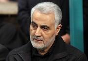 سردار سلیمانی: امام خمینی(ره) افتخار تجدید حیات اسلام ناب را پیدا کرد