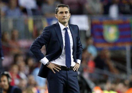 بارسلونا چه کسی را جانشین والورده میکند؟
