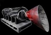 اهدا موتور موشک «ویاساس یونیتی» به موزه