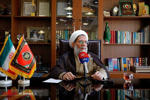 نماینده ولیفقیه در ارتش: امدادهای غیبی پشت انقلاب اسلامی بوده و هست و خواهد بود/ یک ارتش پرکار و کم هزینه داریم