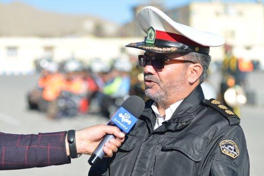 محدودیتهای ترافیکی به مناسبت راهپیمایی ۲۲ بهمن در شهرکرد
