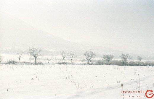 زمستان اروپا
