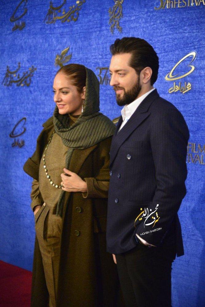 بهرام رادان,سی و هفتمین جشنواره ملی فیلم فجر,مهناز افشار