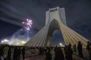 برج آزادی رنگی میشود/ ۱۲۵۰ هکتار جنگل در تهران کاشته شد