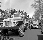 تصاویر تاریخی از روزهای پیروزی انقلاب