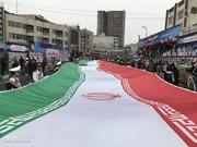 تصاویر   راهپیمایی ۲۲ بهمن در ۴۰ سالگی انقلاب